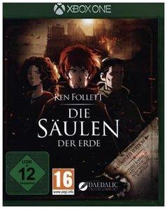 Ken Follett: Die Säulen der Erde, 1 Xbox One-Blu-ray Disc