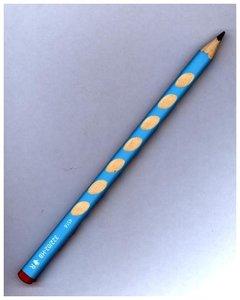 STABILO EASYgraph für Rechtshänder Härtegrad HB blau
