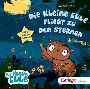 Die kleine Eule fliegt zu den Sternen, 1 Audio-CD
