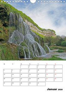 Naturidyllen in Frankreich (Wandkalender 2020 DIN A4 hoch)