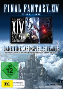Final Fantasy XIV - A Realm Reborn, Wertkarte, Pre-Paid Card
