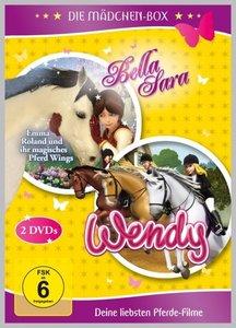 """Die Mädchen-Box \""""Bella Sara und Wendy\"""" - Deine liebsten Pferde"""