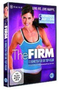 Gaiam-The Firm: 10 Minuten f