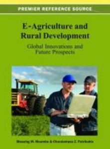 E-Agriculture and Rural Development: Global Innovations and Futu