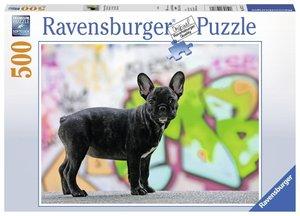 Französische Bulldogge (Puzzle)