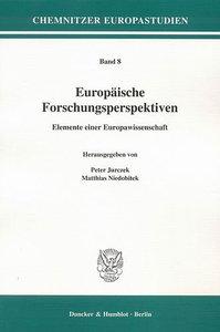 Europäische Forschungsperspektiven