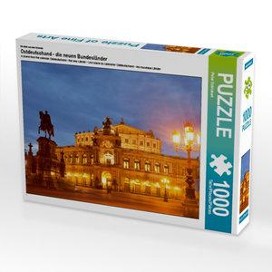 Ein Motiv aus dem Kalender Ostdeutschand - die neuen Bundeslände