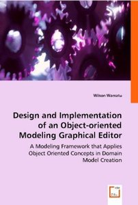 Design and Implementation of an Object-oriented Modeling Graphi