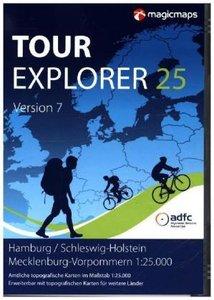 Tour Explorer 25 Hamburg / Schleswig-Holstein / Mecklenburg-Vorp