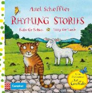 Axel Scheffler Rhyming Stories: Book 2