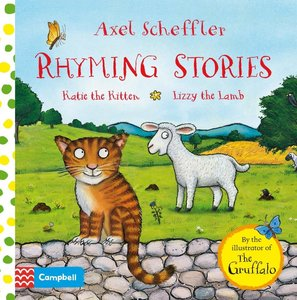 Axel Scheffler Rhyming Stories: Book 2