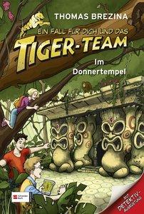Ein Fall für dich und das Tiger-Team 01. Im Donnertempel