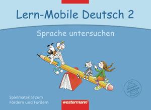 Lern-Mobile Deutsch 2 Sprache untersuchen Arb.