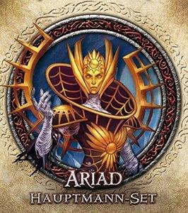 Asmodee FFGD1312 - Descent 2. Edition: Ariad Hauptmann-Set, Erwe