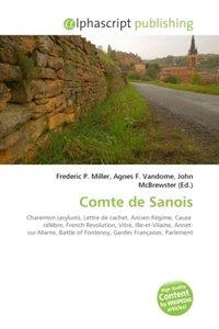 Comte de Sanois