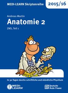 MEDI-LEARN Skriptenreihe 2015/16: Anatomie 2
