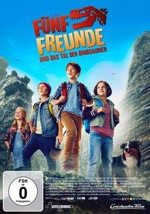 Fünf Freunde und das Tal der Dinosaurier, 1 DVD
