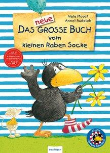 Der kleine Rabe Socke: Das neue große Buch vom kleinen Raben Soc
