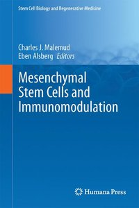 Mesenchymal Stem Cells and Immunomodulation
