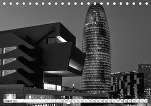 Barcelona Schwarz / Weiß Impressionen