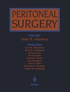 Peritoneal Surgery