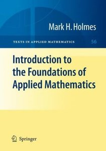 Introduction to the Foundations of Applied Mathematics