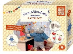 Bastelbox - Mein Mäusehaus-Kinderzimmer