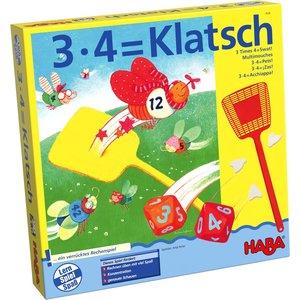 3x4=Klatsch