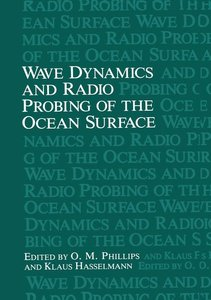 Wave Dynamics and Radio Probing of the Ocean Surface
