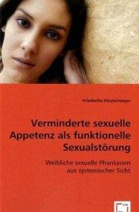 Verminderte sexuelle Appetenz als funktionelle Sexualstörung