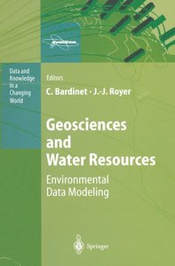 Geosciences and Water Resources: Environmental Data Modeling