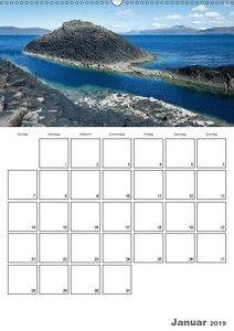 Schottland für Naturliebhaber (Wandkalender 2019 DIN A2 hoch)