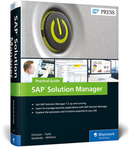 SAP Solution Manager-Practical Guide