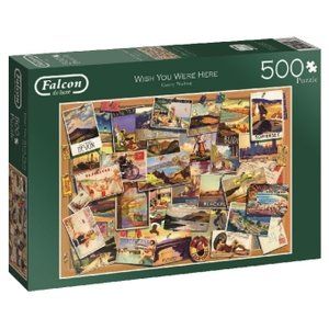 Wish You Were Here - 500 Teile Puzzle