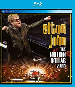 The Million Dollar Piano (Bluray)
