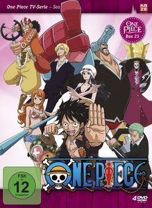 One Piece - TV-Serie - Box 23 (Episoden 688-715)
