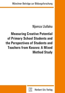 Measuring Creative Potential of Primary School Students and the