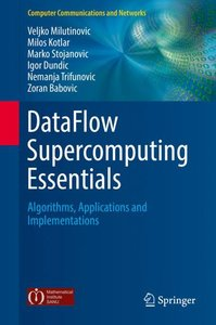 DataFlow Supercomputing Essentials