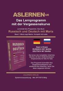 Russisch und Deutsch mit Maria, CD-ROM