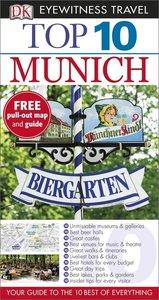 Eyewitness Top 10 Travel Guide: Munich