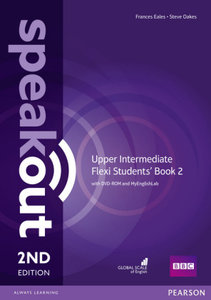 Speakout Upper Intermediate 2nd Edition Flexi Students' Book 2 P