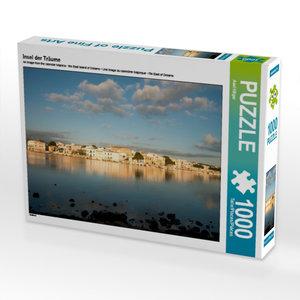 Insel der Träume 1000 Teile Puzzle quer