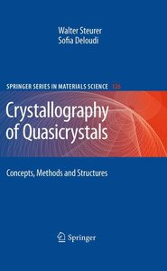 Crystallography of Quasicrystals