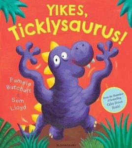 Yikes, Ticklysaurus!