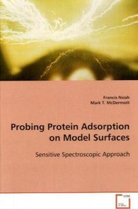 Probing Protein Adsorption on Model Surfaces