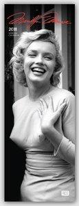 Marilyn Monroe 2018. Slimline Calendar