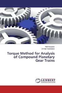 Torque Method for Analysis of Compound Planetary Gear Trains
