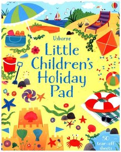 Little Children\'s Holiday Pad