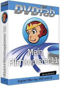 DVDFab Mein Filmkopierer 11/CD-ROM