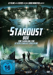 Stardust Box, 4 DVD